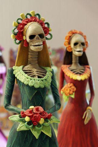 Catrina dolls